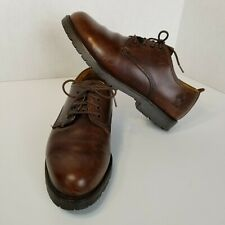 Havana Joe Mens Oxford Brown Leather Shoes Size EUR 39 US 8.5