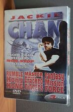 Jackie Chan Collection 3pk (2000) -DVD   BRAND NEW