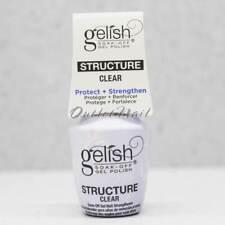Gelish Harmony Soak Off - BRUSH-ON STRUCTURE GEL CLEAR 0.5oz/15ml Item#1140006