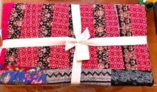"""NWT NEW PAULINE BOYD APPLE BLOSSOM QUILT 57"""" wide x 72"""" long MSRP $299"""