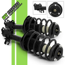 PAIR(2) Complete Front Strut Coil Springs Assemblies for 2002-2006 Nissan Sentra