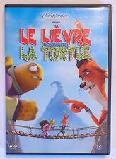 DVD / LE LIEVRE CONTRE LA TORTUE / JIM HENSON COMPAGNY