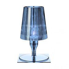 Kartell 9050bl Take Lampada da tavolo Azzurro