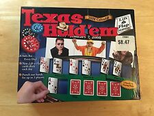 NEW 2008 Texas Holdem Lift A Flap Calender New Hand Every Day