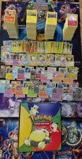 10 Deutsche Pokemon Karten - mit Reverse/Rare/Holo/EX/GX wie ein Booster ANGEBOT