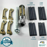 """STROKE Details about  /MOTORCYCLE CYLINDER BLOCK HONE HEAD KIT 2/"""" to 3/"""" 4 SETS STONES 9/"""""""