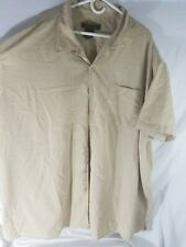 George Foreman Button Down Shirt 5XL