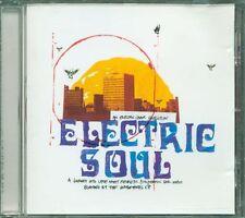 Electric Soul – Will.I.Am/Amp Fiddler/Jazzanova/James Mason Cd Ottimo