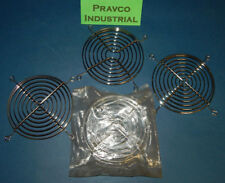 Lot of 4 Gardtec SC120-W17 Fan Guard Wire Metal SC120W17