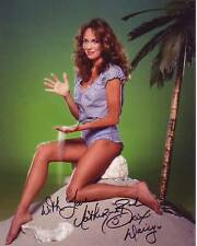 CATHERINE BACH Signed DAISY DUKES OF HAZZARD Photo w/ Hologram COA