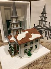 Dept 56 New England Village Arlington Falls Church Heritage Village in box