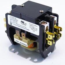 ( 10 ) New Definite Purpose Contactor 2 Pole 40/50Amp CN-PBC402-24V coil