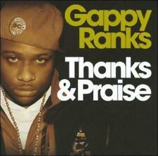 Gappy Ranks – Thanks & Praise [New & Sealed] CD