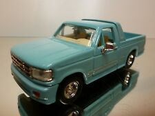 ROAD CHAMPS FORD F-150 SHORTBOX - BLUE 1:43 - EXCELLENT CONDITION - 6