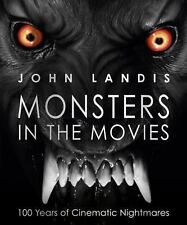 Monsters in the Movies by John Landis 2016, Large Coffee Table Softcover