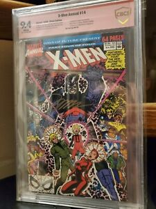Marvel Comics Uncanny X-Men Annual # 14 💥1st app Gambit💥