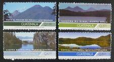 GUATEMALA 2014 Landschaften Natur Berge See Bäume Mountains Trees ** MNH