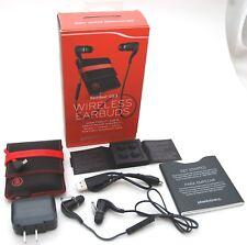 Plantronics BackBeat GO 2 Wireless Earbuds Bluetooth Headset Sweat Proof Mic