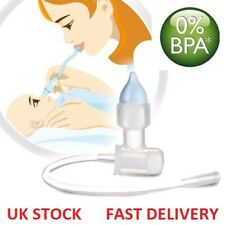 Baby Safe Nose Nasal Aspirator CLEANER (like NoseFrida) Mucus Runny Aspirator