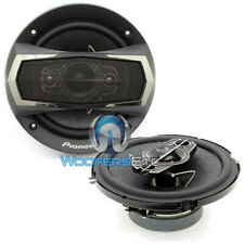 """PIONEER TS-A1685S 350W 6.5"""" 4-WAY SOFT TWEETERS CAR AUDIO COAXIAL SPEAKERS NEW"""
