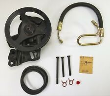 1969 Plymouth Fury + Chrysler 300/383/440 Power Steering Pump, Belt and Hose NOS