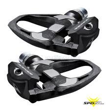 Bicicleta Shimano pedal 105 pd-r7000 carbon Road unilateralmente sm-sh11 par