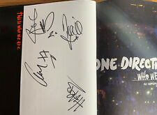 More details for one direction who we are official signed book