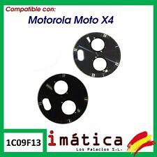 Glass Camera Motorola Moto X4 Lens Lens Camera Black Spare XT1900