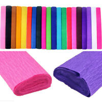 DIY Crepe Paper Wedding Birthday Party Decorations Handmade Paper Streamer Roll