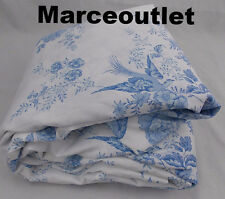 Ralph Lauren Home Dauphine FULL / QUEEN Duvet Cover White / Blue
