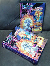 Fantastic Four & Silver Surfer 40 Years Complete Collection MARVEL Comics DVD