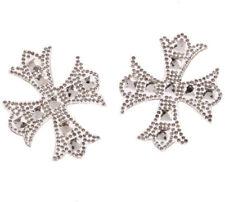 Rhinestone Any Purpose Cross Jewellery Beads