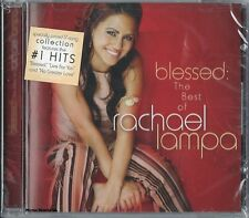 RACHAEL LAMPA - Blessed: The Best Of - Christian CCM Pop Praise Worship CD