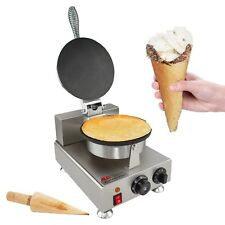 Nonstick Electric Egg Biscuit Roll Maker Machine Bake Machine Baker Pastry