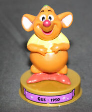 McDonald's Happy Meal Toy 100 Years of Magic Disney 1950 Gus