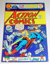 Action Comics #449 - 68 Page Giant Superman Green Arrow And The Atom