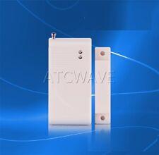 433Mhz Wireless Door/Window Sensor Detector Magnetic Contact Security Alarm