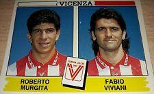 FIGURINA CALCIATORI PANINI 1994/95 VICENZA 548 ALBUM 1995