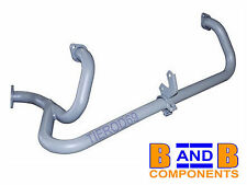VW T25 1.9 2.1 TRANSPORTER CAMPER VAN EXHAUST MANIFOLD PIPE REAR 025251172R A456