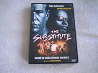 dvd the substitute (tom berenger ; ernie hudson ; etc.)