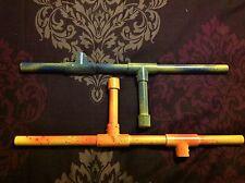 MARSHMELLOW SHOOTER toy marshmallow gun neon toys (PACK OF 2)