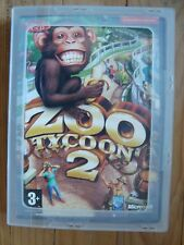 ZOO TYCOON 2 CASTELLANO ESPAÑOL SPANISH MICROSOFT 2004 good see pictures PC game