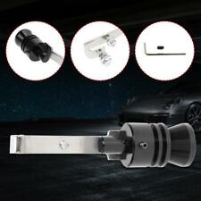 Turbo Exhaust Whistler Pipe Whistle Sound Car Dump Valve Tailpipe Simulator>