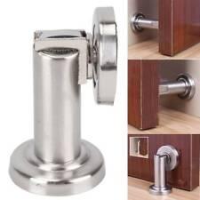 Türstopper TSM010 Chrom matt Bodentürstopper Türpuffer zur Bodenmontage