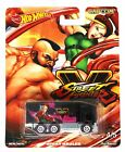 HOT WHEELS FKY43 STREET FIGHTER HIWAY HAULER 4/5