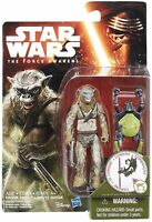 """Disney Star Wars Hassk Thug The Force Awakens Forest Mission 3.75"""""""