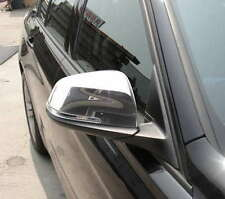 BMW 3 SERIES F30 F31 F34 2012 ON SET OF CHROME DOOR MIRROR COVERS WITH 3M TAPE