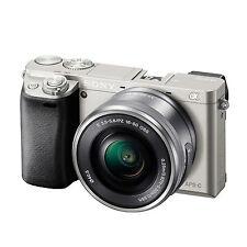 Fotocamera Digitale Mirrorless Sony Alpha a6000 + 16-50mm/3.5-5.6 OSS (SL)