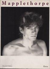 Mapplethorpe. Germano Celant. Electa. 1992. Y11