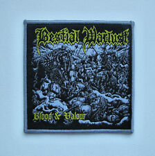 BESTIAL WARLUST [grey] - Woven Patch / Sadistik Exekution Beherit Weregoat